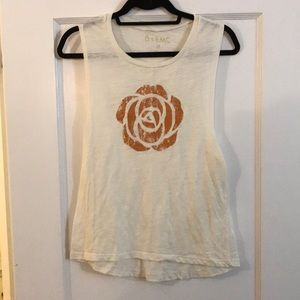 Tops - barre3 x every mother counts tank